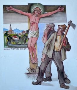 """""""Poveri Cristi"""" 1988"""