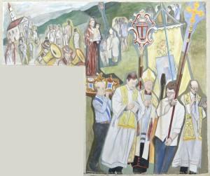 La processione di S.Antonio 2007
